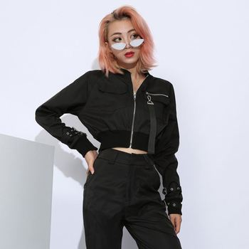 High fashion sexy women cheap bomber jacket