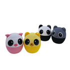 Hot Selling Outdoor Audio Pet Mini Portable wireless cartoon Animals Speaker for smart mobile phone