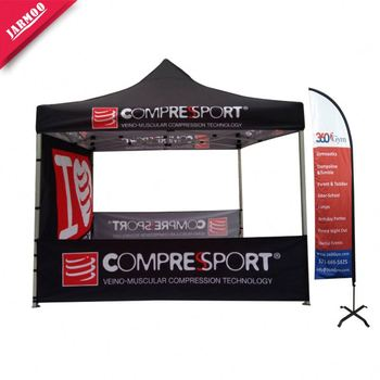 Cheap display canopy 3x3m factory 500d oxford stretch tent