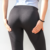Seamless Women Sports Capris Yoga High Elastic Waist Solid Skinny Stretch Pants Cropped Leggings Squatproof Gym Tights