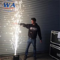 stage wedding cold flame sparkler machine for indoor party