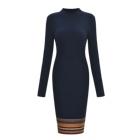2019 NEW ARRIVAL Womens Slim Fit Pullover Sweater Dresses