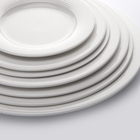 Wholesale Durable Restaurant Hotel Catering Cheap Plain White Ceramic Plate, Ceramic Dish Plate, Ceramic Plate Manufacturer