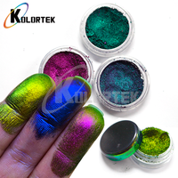 Hot sale loose duochrome eye cameleon pigment cosmetic grade eyeshadow pigment