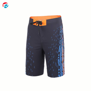 Factory high quality custom photo printed board shorts with best