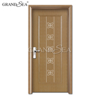 Operating Doors Solid Wooden Timber Lattice Wooden Flush Operating Room Doors With Glass