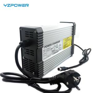 YZPOWER High Power Smart 84V 5A 72V Lithium Car Battery Charger