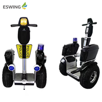 ESWING best selling 63v 2400w replaceable battery self-balancing personal transportation for adult