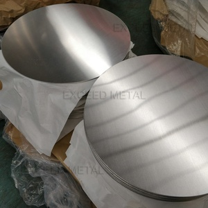 China manufacturer aluminum round sheet/aluminium circle for cooking pan