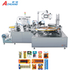 factory price full automatic battery blister card packing machine, blister card packing machine