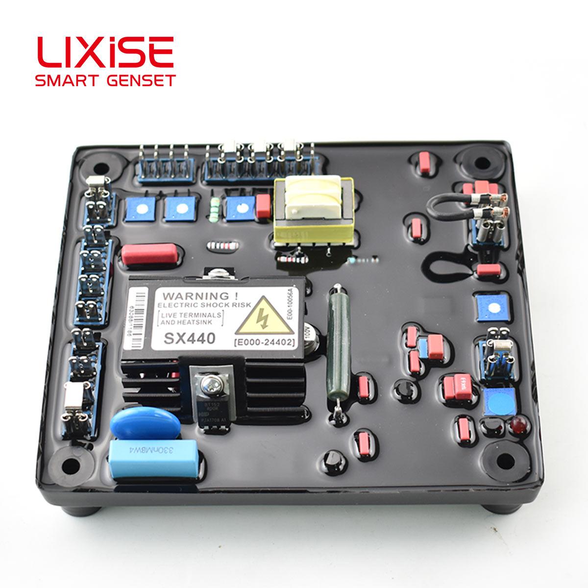 Sx 440 Ac Voltage Regulator Generator Avr Circuit Diagram - Buy Avr Ac Generator Voltage Regulator Wiring Diagram on
