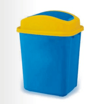 20L 40L 50L 60L large plastic waste bin ,garbage container
