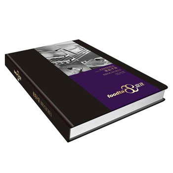 Online cheap printing thick binding hardcover book service
