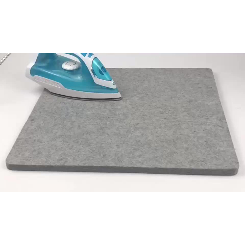 2019 New product custom made size 1/2 inch thick 100% wool felt <strong>ironing</strong> mats <strong>boards</strong>