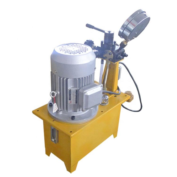 700 bar hydraulic electric plunger pump power station