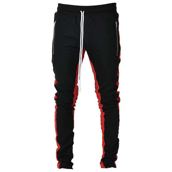 Factory wholesale custom sweatpants men jogger pants hip hop pants