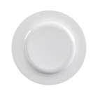 Wholesale Ceramic China White 10 Inch Dinner Plate Cheap Crockery Plates