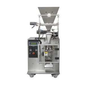 Coral calcium powder packing machine