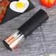 High Quality Rose Gold Mill Type Electric Salt Grinder