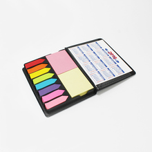 Promotionele PU Lederen Cover Sticky Note Sets, <span class=keywords><strong>Memo</strong></span> <span class=keywords><strong>Pad</strong></span>, sticky note <span class=keywords><strong>pad</strong></span>