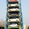 Low Cost Multilevel Automated Smart Parking Lift Mechanical System