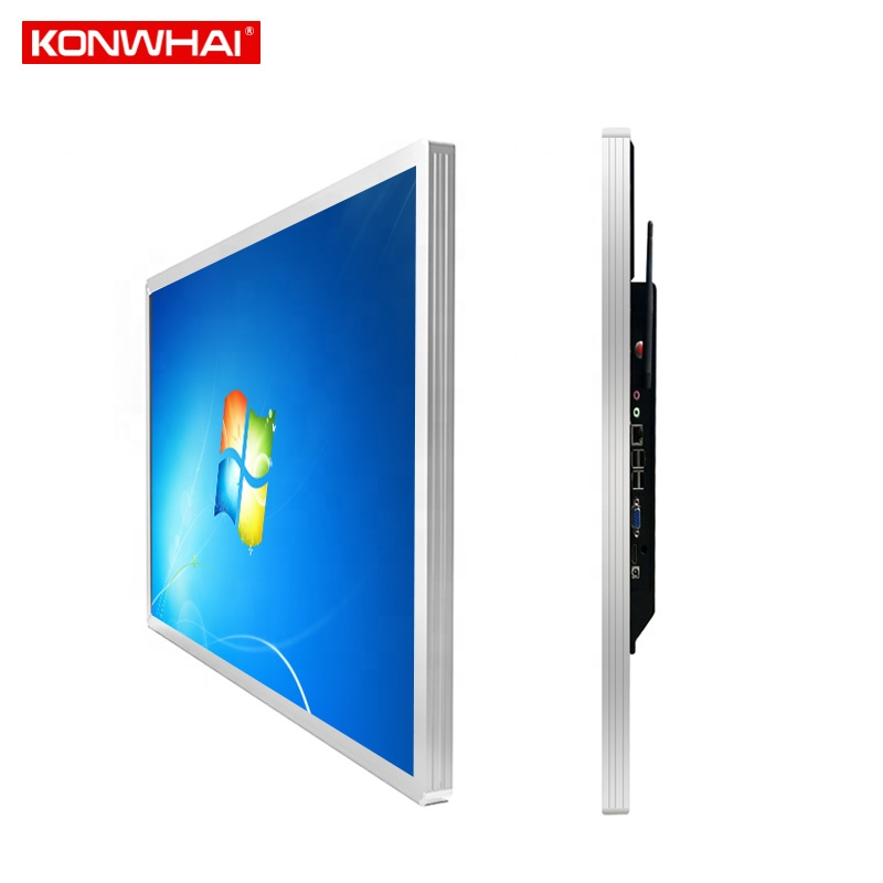 Big size interactieve smart whiteboard touchscreen tv uit china