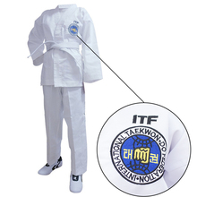 <span class=keywords><strong>International</strong></span> <span class=keywords><strong>ITF</strong></span> taekwondo uniformes