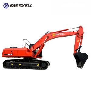 Eastwell 36 ton hydraulic crawler excavator with 1.6 cbm ES836FL