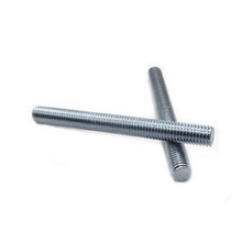China Fabrikant Fastener BSW STUD STAAF Gr2 VERZINKT Schroefdraad Bar BOUT MOER
