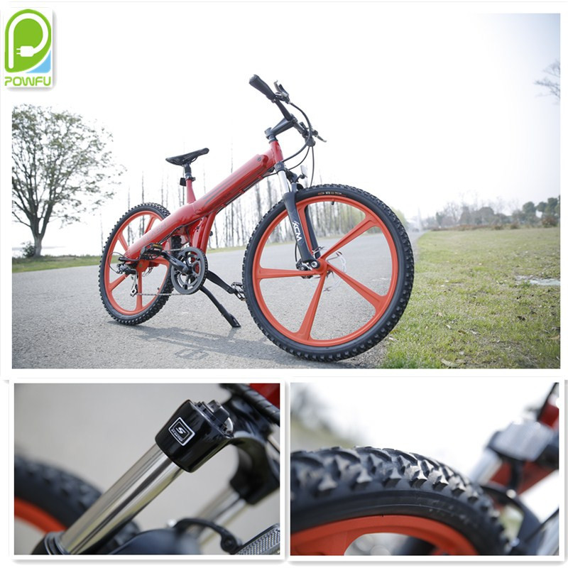 Haoling Lightweight Aluminum Alloy Frame Electric Motor Road Bike ...