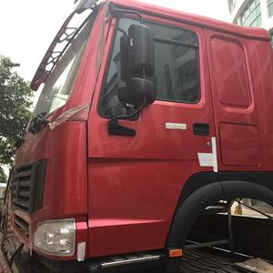 Best selling quality MIRROR REARVIEW side Light trucks prices Howo Body  Part HW79 extended edition and Top type Truck Cabin