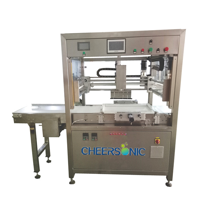 UFM5500 Adjustable Ultrasonic Cutting Machine Caramel Bar ultrasonic 20khz <strong>food</strong> cutting