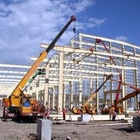 Pre-fabricated Lightweight Steel Frame Building
