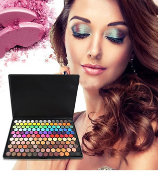 Cosmetics Eyeshadow Palette 149 Color Eye shadow Palette Make Up Set Shimmer Matte