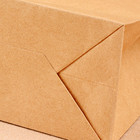 Gift Shopping Paper Bag Recyclable Kraft Paper Bag Shopping Bag Gift Bag With Handles