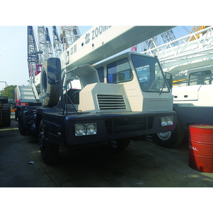 zoomlion used 25ton truck crane QY25 crane on sale