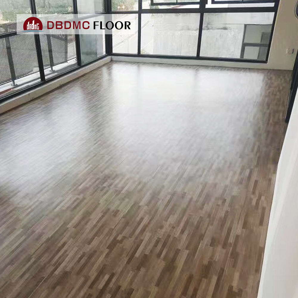 5.0mm Commercial Anti-Slip Fireproof Laminate plastic PVC SPC Click Vinyl Floor Planks