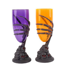 <span class=keywords><strong>Halloween</strong></span> Speelgoed Gloeiende Elektronische Cup Bar/KTV/nachtclub Ghost Festival Decoraties Glowing LED Cups