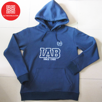 2019 factory fast delivery navy blie no minimum custom logo embroidery university school academy college hoodie