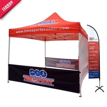 Professional 3x3 Custom size folding tent 4x8