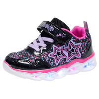 K19036 Retail New Promotion Light flash Led shoes kid