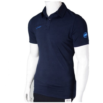 2019 Wholesale OEM Custom Printed Short Sleeves Polo T shirt 100%Cotton Golf Men Oversized Polo Shirt Design