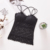 Fashional lace vest tank top with jeans slim spaghetti straps camisole  for women
