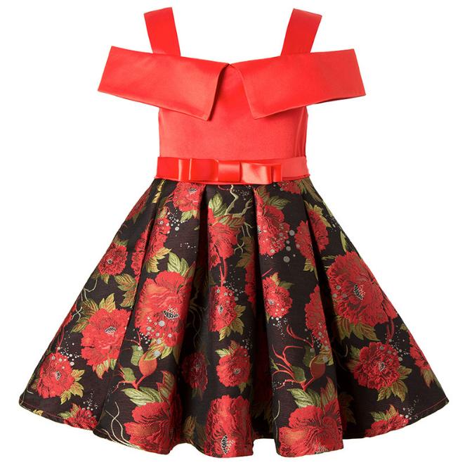 оптовая продажа детские платья вязаные крючком купить лучшие