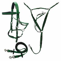 Horse racing equipment PVC endurance bridle rein and breastplate