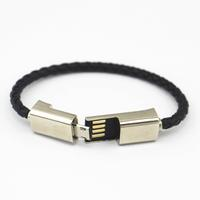 Factory Price Durable Charging Fast Usb Cable Bracelet