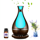 400ml New Ultrasonic Aroma Essential Oil Diffuser Made In USA