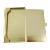 OEM Gold-plated stainless steel card case card holder