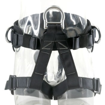 Good price personal protective belt half body harness safety for climbing