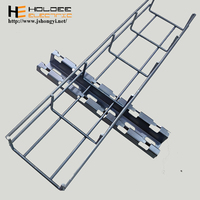 Hongyi best selling cheapest price electric galvanized wire mesh cable tray/wire mesh tray